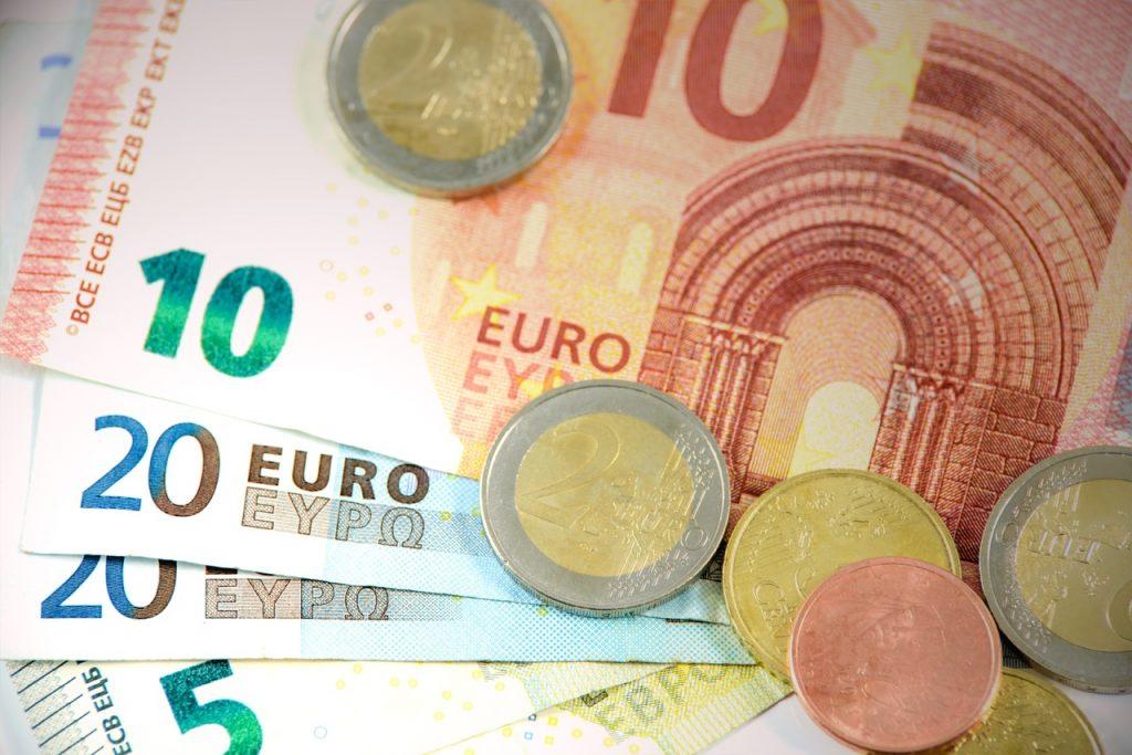 Imagen de Dinero Europeo